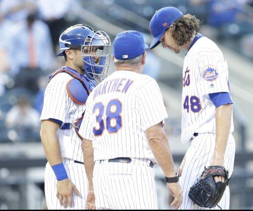 Dan Warthen out as New York Mets' pitching coach