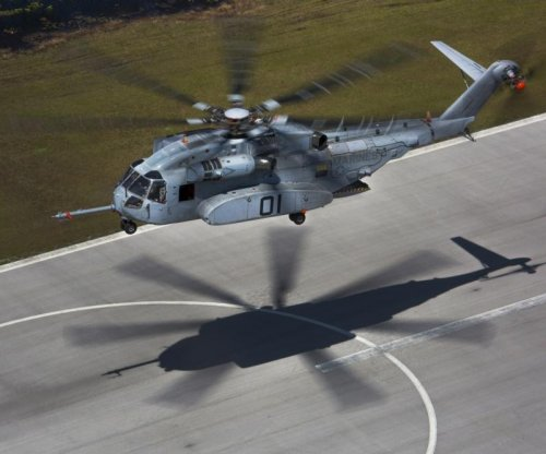 GEA awarded $143.4M for CH-53K helicopter engines