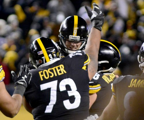 Pittsburgh Steelers outlast Green Bay Packers on Chris Boswell's 53-yard FG