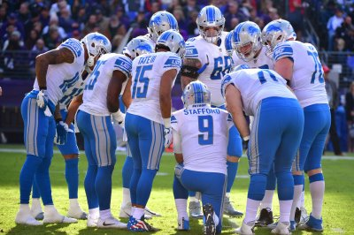 Detroit Lions' Rick Wagner, Travis Swanson out vs. Chicago Bears in big division matchup