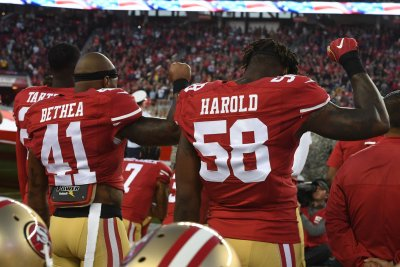 Detroit Lions trade for San Francisco 49ers linebacker Eli Harold