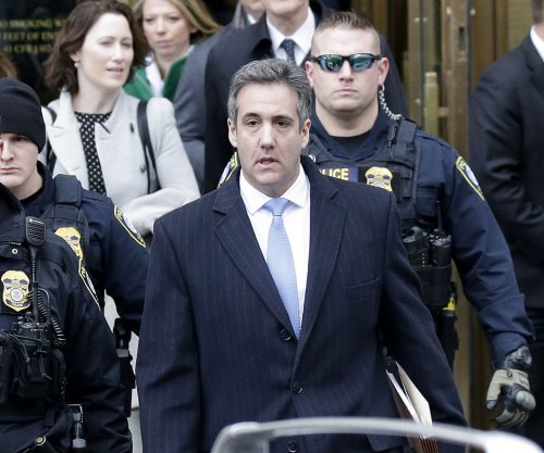 IRS analyst charged with leaking Michael Cohen's bank records