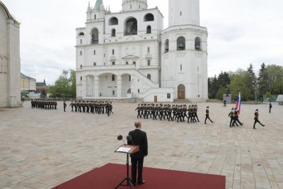 Putin reschedules Russian Victory Day parade for June 24