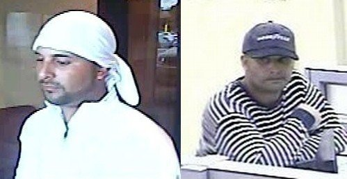 Toronto robber hit 15 banks in 4 months