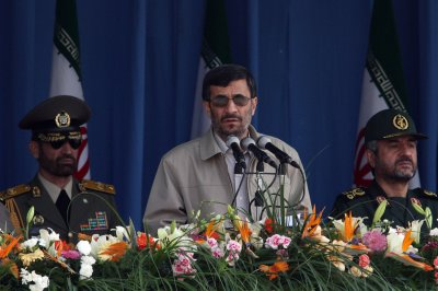 Rajavi: Iran overhauls security service