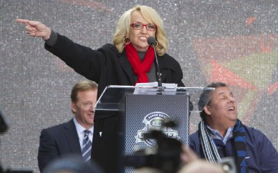 Arizona Gov. Jan Brewer says she won't run for another term