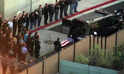 BART officer shooting first line-of-fire death for agency