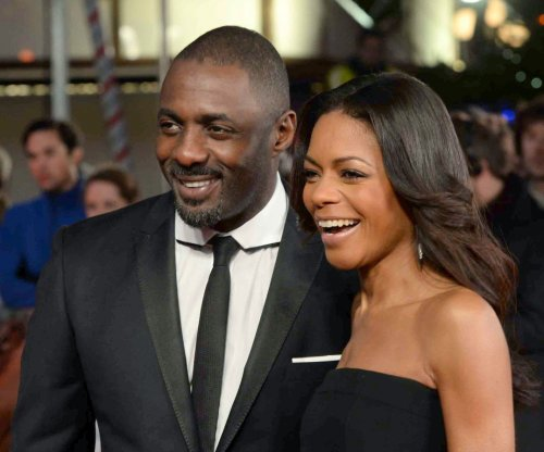 Idris Elba starts work on 'Luther' two-part television event