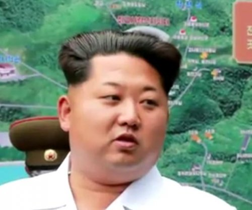 Kim Jong Un's hair showing signs of premature graying, says report