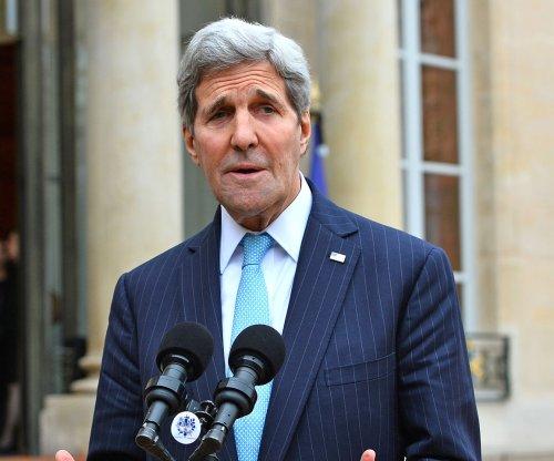 Kerry in Saudi Arabia: delayed Syria peace talks to resume