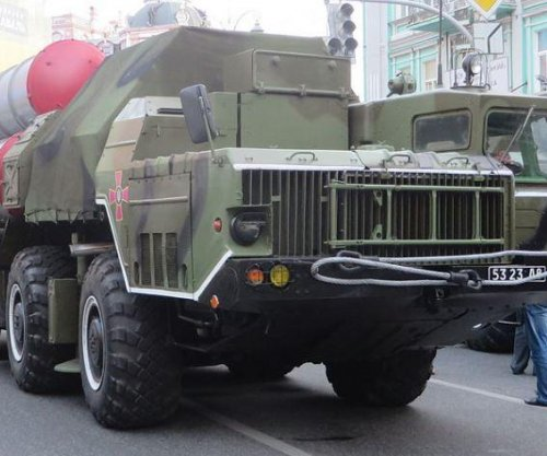 Ukraine tests missiles, drawing Russia's anger