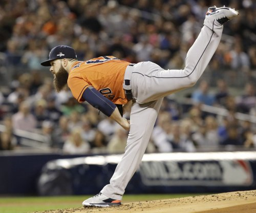 Dallas Keuchel shuts down Cleveland Indians in Houston Astros' win