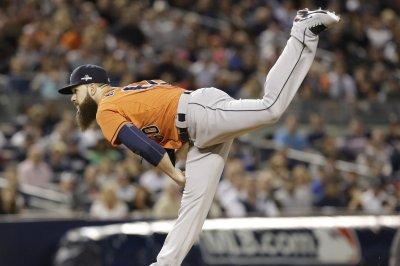 Dallas Keuchel shuts down Cleveland Indians in Houston Astros' win