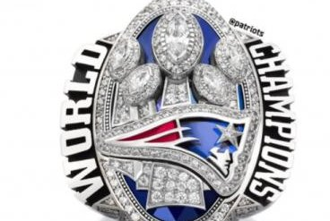 New England Patriots troll Atlanta Falcons: 283 diamonds put in Super Bowl ring