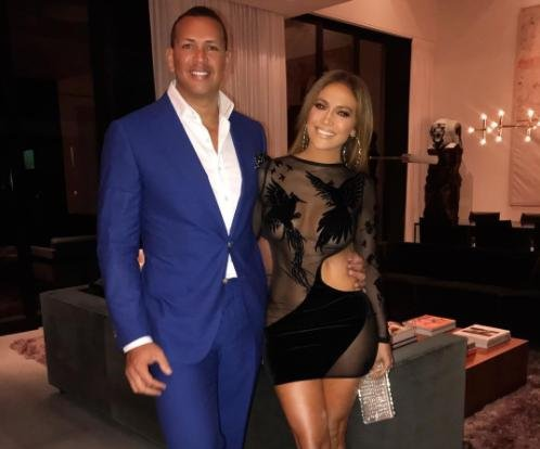 Jennifer Lopez, Alex Rodriguez celebrate their birthdays at joint party