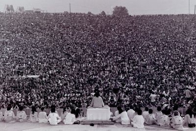 On This Day: Woodstock begins on a farm in New York