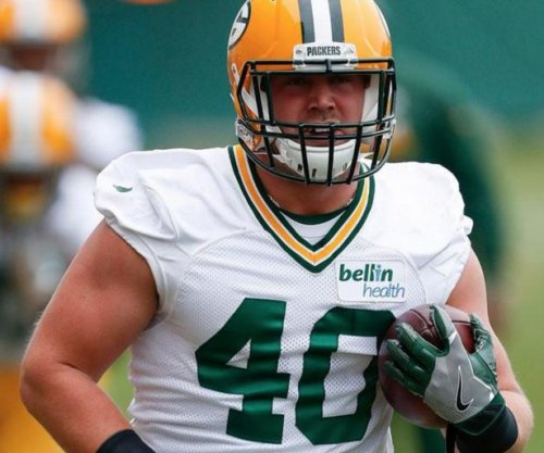 Joe Kerridge: Green Bay Packers promote fullback to active roster