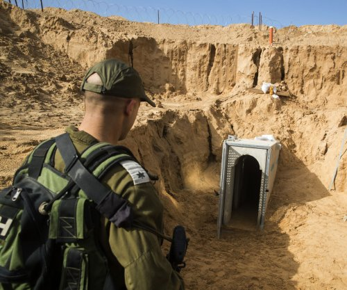 Israel reveals plans for 40-mile underground wall around Gaza