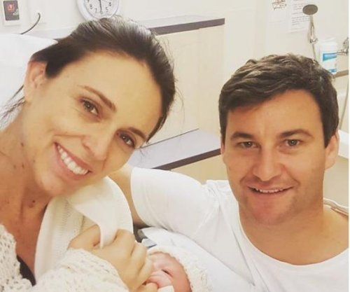 New Zealand's Ardern first leader to give birth in office since 1990