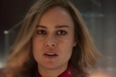 'Captain Marvel': Brie Larson becomes a 'warrior hero' in new trailer