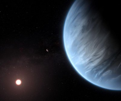 Water detected on planet in 'habitable zone' -- a first