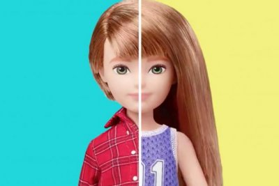 Mattel introduces gender-neutral doll line