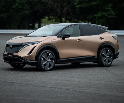 Nissan unveils Ariya, its first all-electric SUV