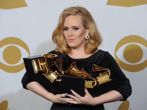 '21' tops U.S. album chart again