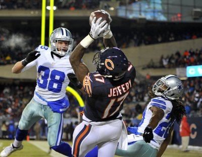 NFL: Chicago 45, Dallas 28