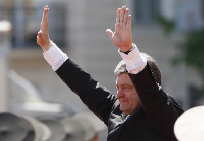 Historic Ukraine-EU agreement will benefit Russia, says Poroshenko