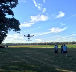 DC drone hobbyists in limbo over flying locations
