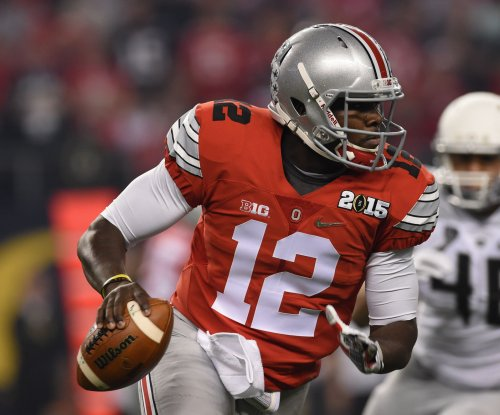 Ohio State football: Cardale Jones remains No. 1 QB for Buckeyes ... for now
