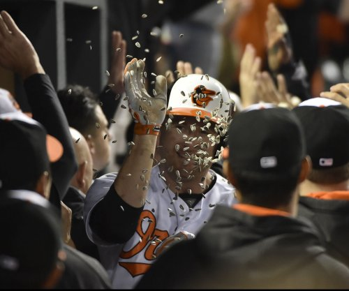 Chris Trumbo homers twice to help Baltimore Orioles defeat New York Yankees