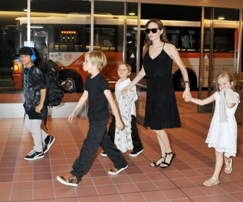 Brad Pitt, Angelina Jolie celebrate their twins' 8th birthday