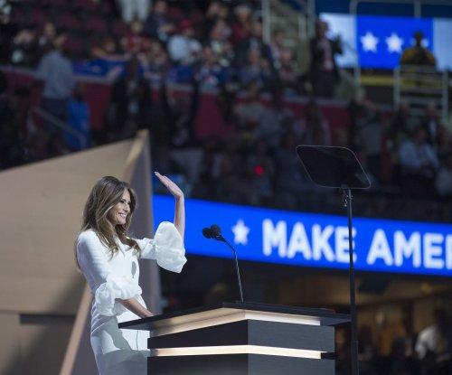 Trump campaign calls Melania plagiarism accusations 'absurd'