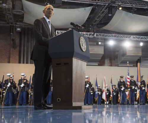 President Barack Obama's full farewell speech to the armed forces