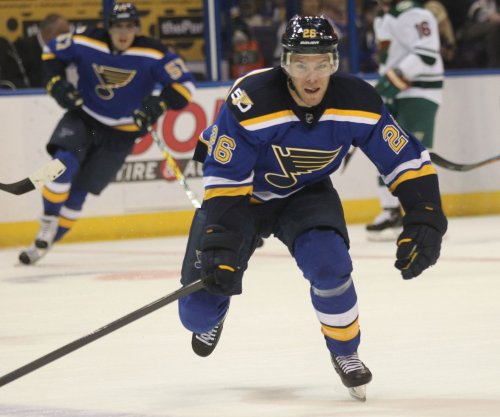 St. Louis Blues lose Paul Stastny to lower-body injury
