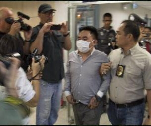 Notorious wildlife trafficking suspect arrested in Thailand