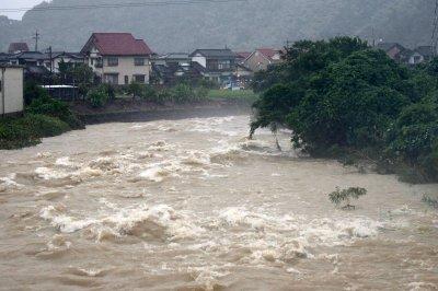At least 37 dead, dozens missing after Japan mudslides