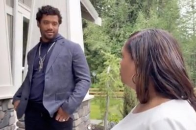 Seahawks' Russell Wilson buys mom house for Mother's Day
