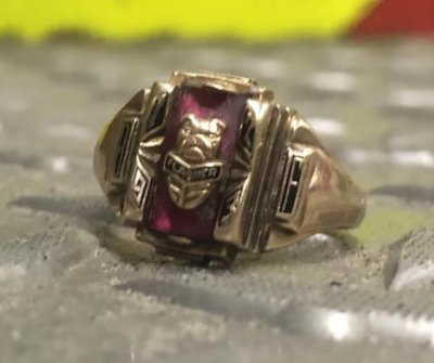 Long-lost class ring returned to woman after 45 years
