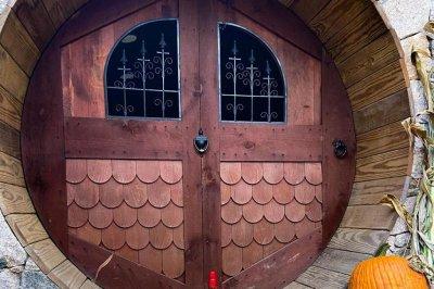 Rhode Island resort offering experiences in 'hobbit houses'