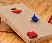 Company offers to pay someone $1,000 to play cornhole