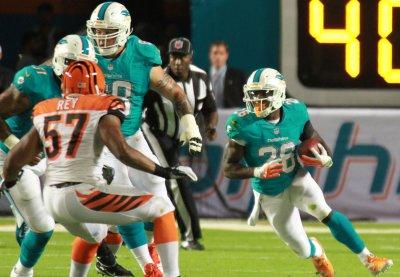 NFL: Miami 22, Cincinnati 20 (OT)