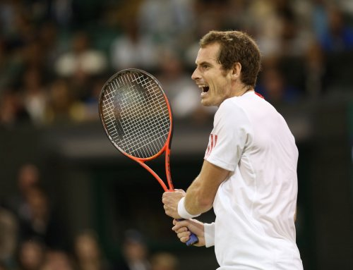 Murray back at No. 2, Wawrinka in Top 10 in men's tennis