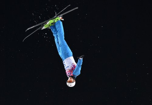 Kushnir adds to Belarus success in Olympic aerials