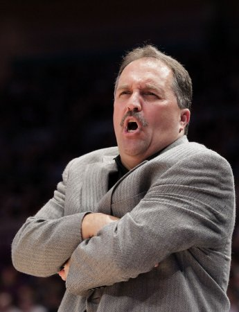 Stan Van Gundy expects to finish season