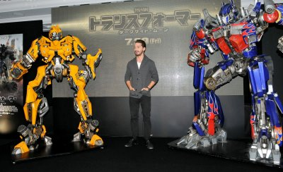 Universal working on 'Transformers' ride