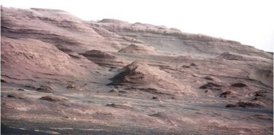 Rover 1st: Human voice sent back from Mars