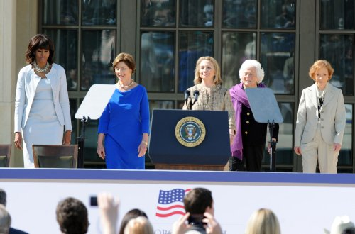 Americans now have two favorite first ladies